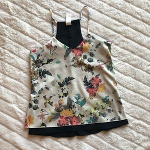 Candie's Reversible Floral Cami Blouse